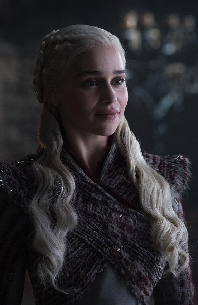Daenarys Targaryen. Picture: HBO/Helen Sloan