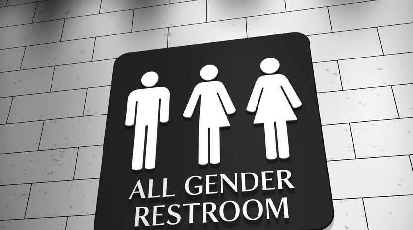 The University of Technology Sydney has rolled out 'all-gender' bathrooms in support of gender diversity.