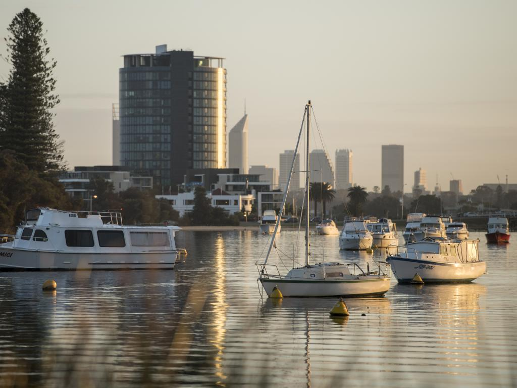 Perth came in number 10 on the list.