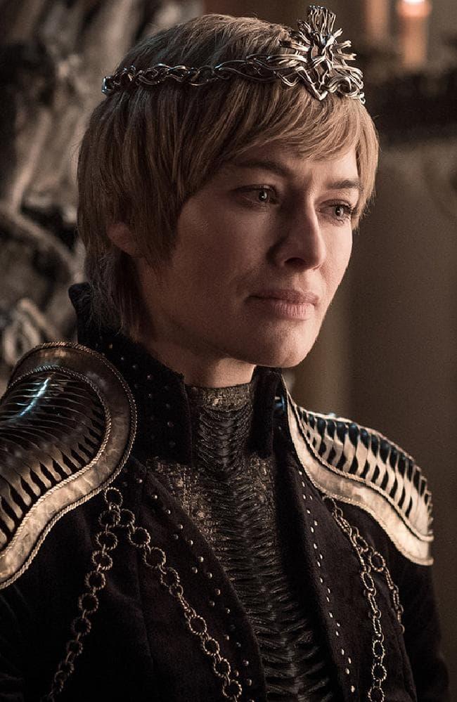 Cersei Lannister. Picture: HBO/Helen Sloan