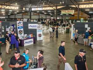 Hundreds pack out showgrounds for Toowoomba food expo