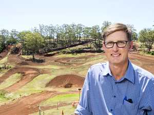 Toowoomba Motocross Club launches new race track