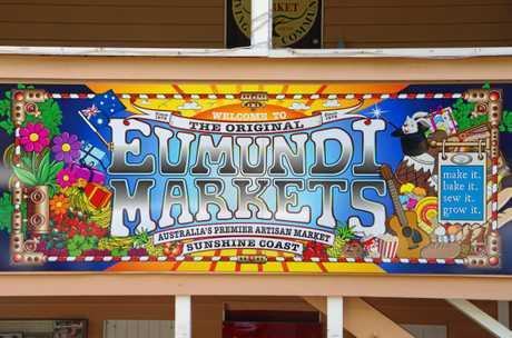 Eumundi Markets turns 40