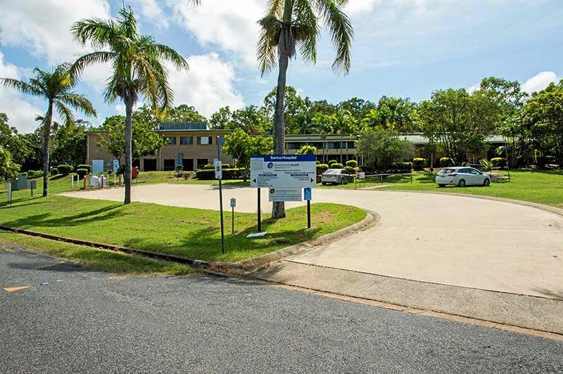 Sarina Hospital