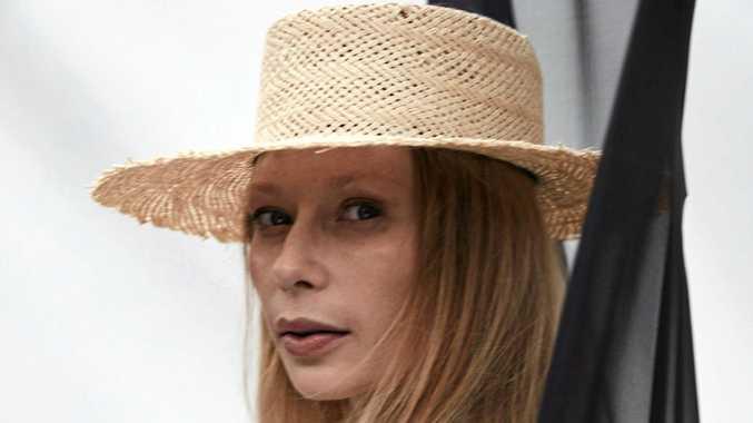 Janessa Leone Beatrice hat, $188, janessaleone.com