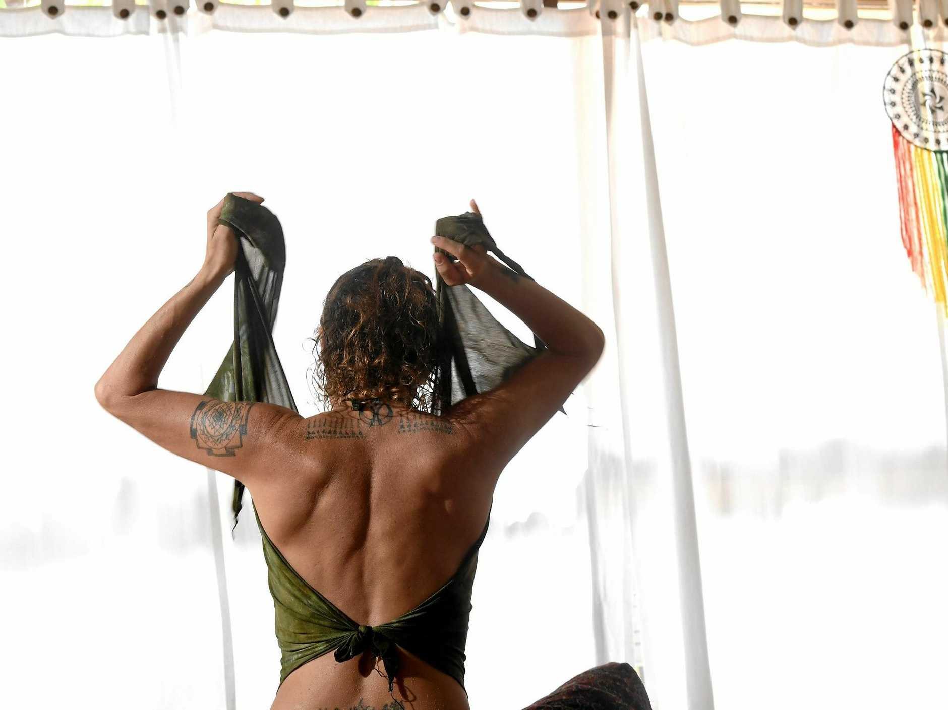 Nude Yoga Comes To Town But It S Not What You Imagine Northern Star