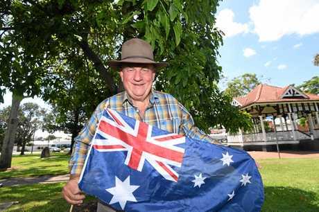 Brice Kaddatz was honoured with an OAM on Australia Day, 2019.