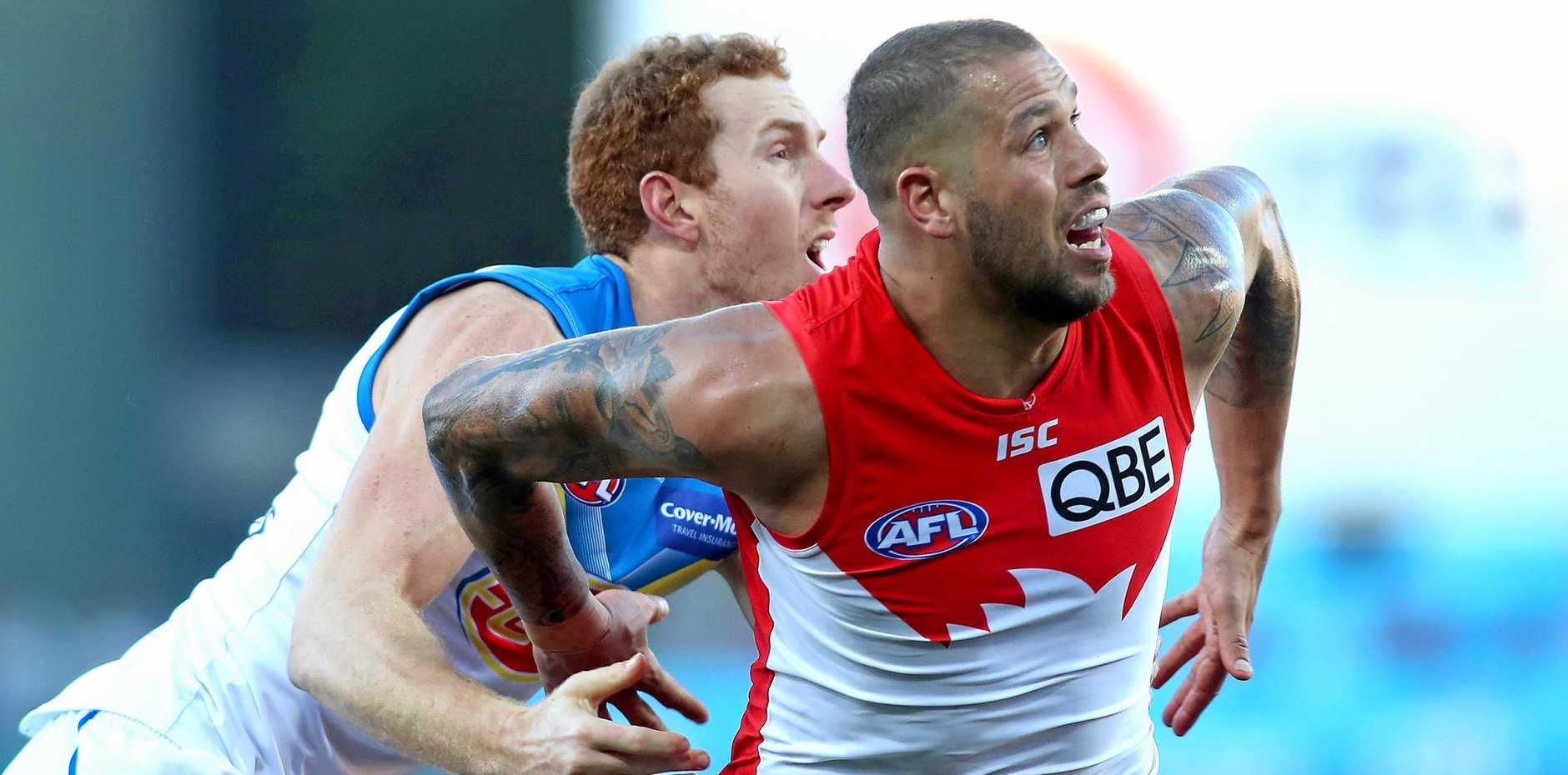 AFL AT OAKES: Seating is already sold out for the inaugural AFL match between the Sydney Swans and the Gold Coast Suns at Oakes Oval on March 10, 2019.