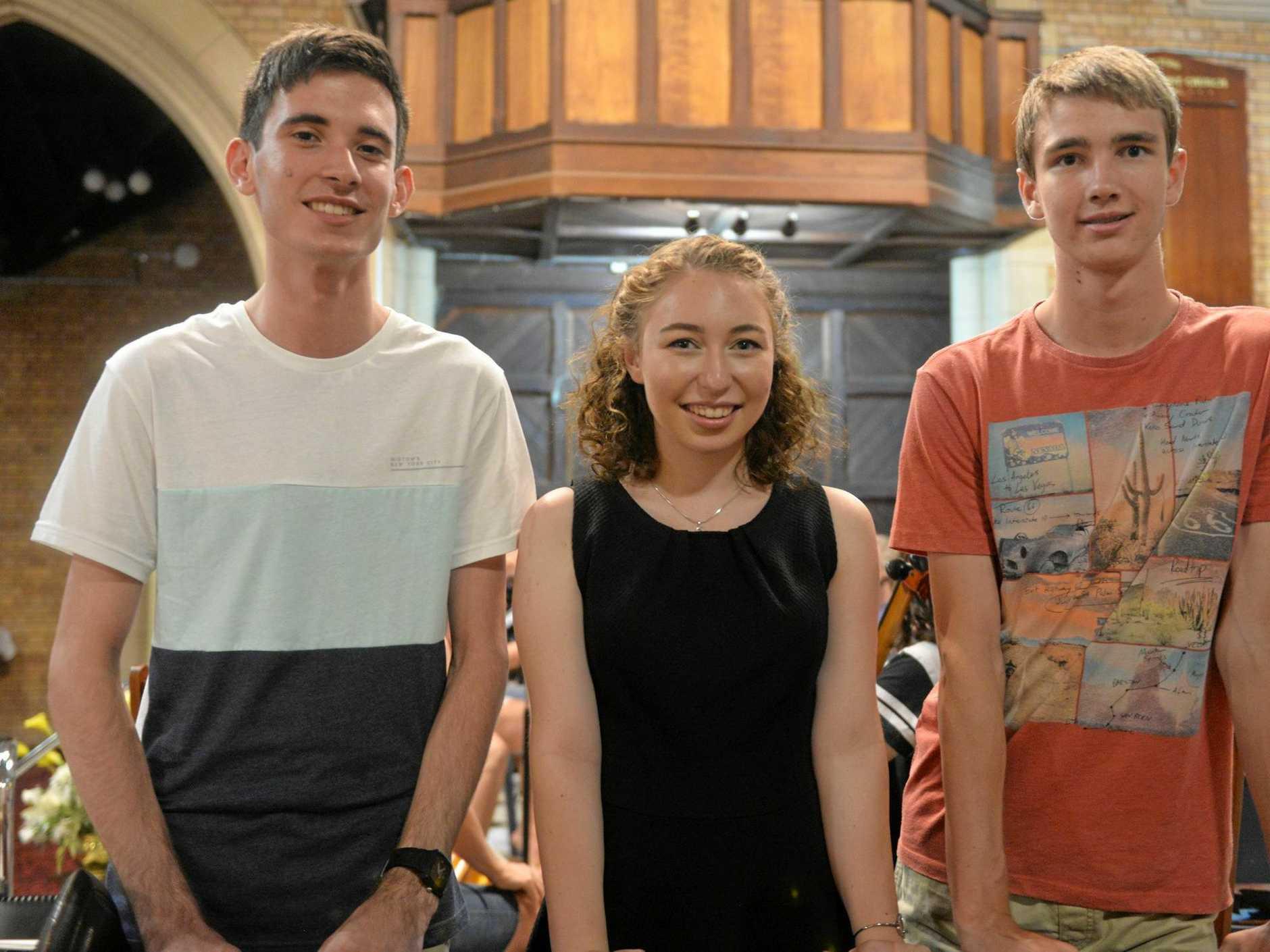 Bundaberg artists team up for create film score | News Mail