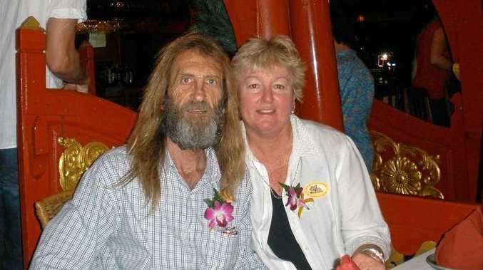 John and Sharon Edwards. Photo: contributed