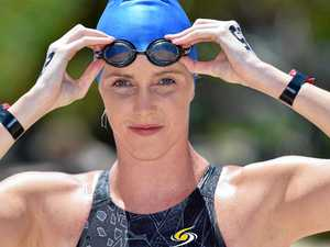 Olympics berth in sights of national open water swim champ