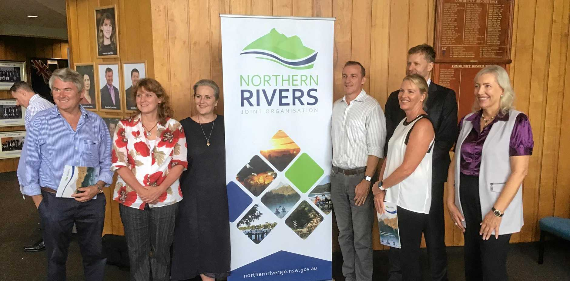The Northern Rivers Joint Organisation has launched its priorities for the region.