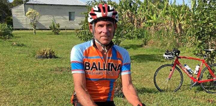 ALWAYS REMEMBERED: Hans Battaerd was fastest at the Ballina Masters Time Trial a week before his tragic death on November 23, 2016.