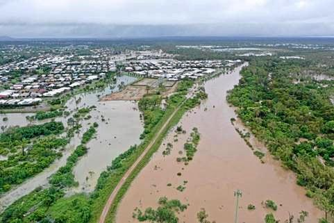 Ipswich locals returning their containers can help provide much-needed aid to those left devastated by the Townsville floods