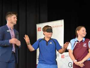 More than 200 student leaders in Kingaroy