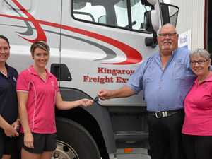 Changing of the guard for family business