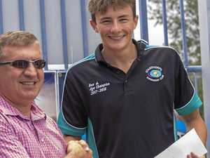 Swimmers impress at the Netrpo skins comp