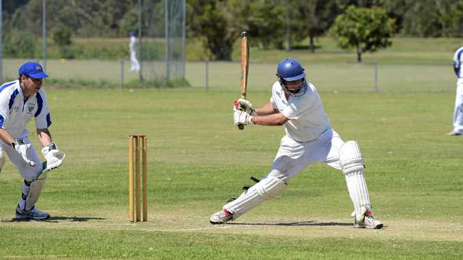 LINCHPIN: Lawrence captain Luke Moloney has pegged batsman Luke Ensbey to be the key for their side when they take on Iluka this weekend.