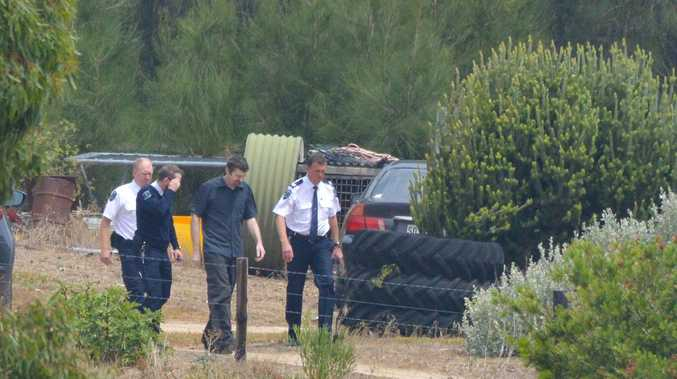 A South Australian farmer is accused of raping a backpacker at gunpoint. Picture: Brenton Edwards