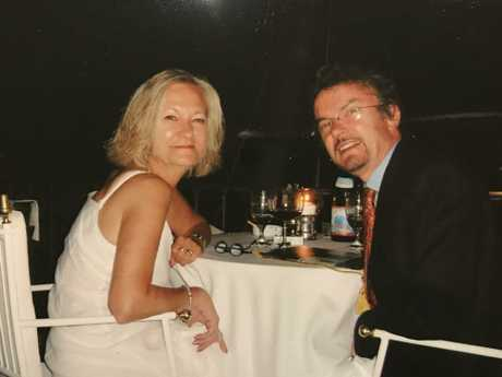 Richard and Sally Challen were not your typical fairytale romance. Picture: Supplied