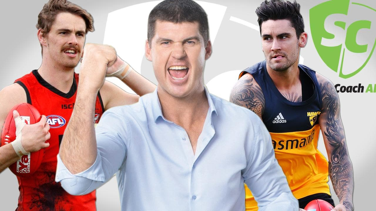 Jonathan Brown's SuperCoach team reveal.