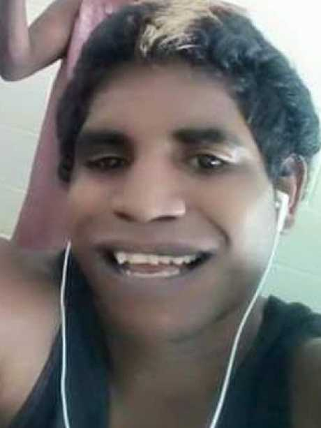 Hughie Morton, 21, died in floodwaters during the Townsville floods.
