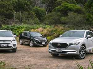 COMPARISON TEST: The best mid-size SUV revealed