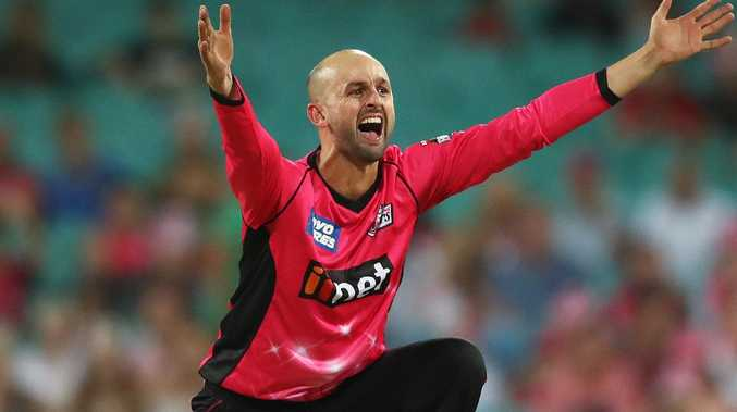 Nathan Lyon has work to do to convince selectors of his worth in the shorter forms of the game. Picture: Phil Hillyard