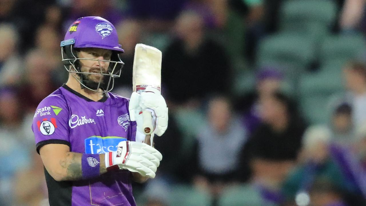 Wade has been overlooked for the 15-man Twenty20 and one-day international squad to tour India later this month. Picture: AAP Image/Rob Blakers