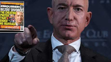 Jeff Bezos is the world's richest man and says he wasn't going to back down.