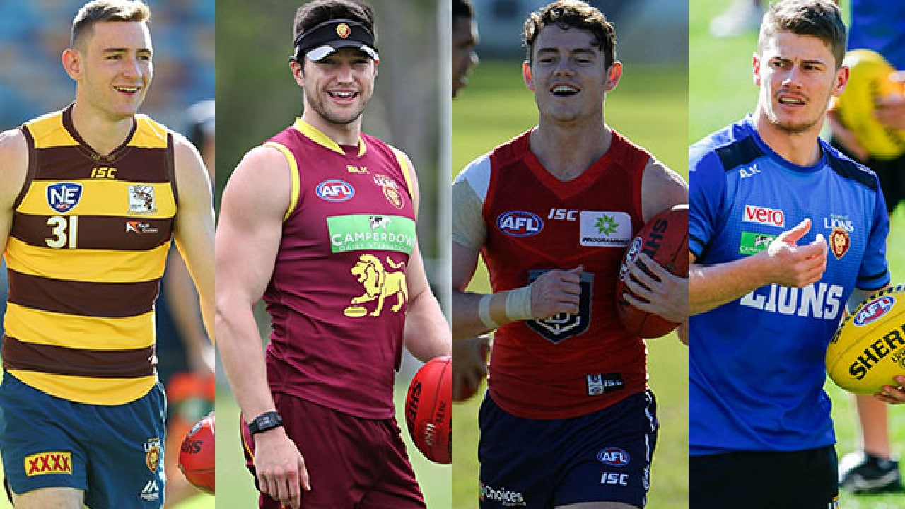 Brisbane Lions SuperCoach AFL preview.