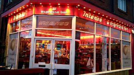 Intenso Espresso has 3,5 stars on TripAdvisor. Picture: TripAdvisor