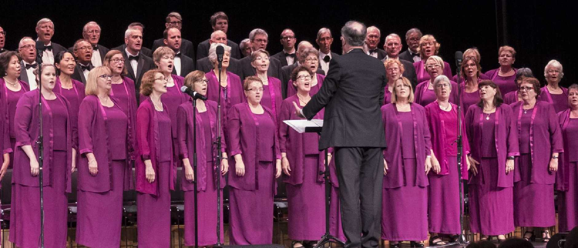 The Queensland Choir is looking for new members.
