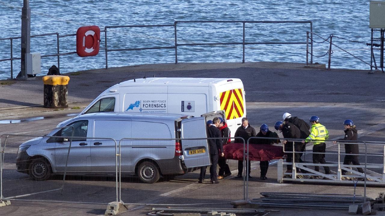 Britain Missing Plane Sala