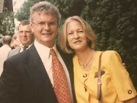 Richard and Sally Challen had a troubled marriage. Picture: Supplied
