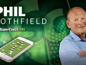 Phil Rothfield's NRL SuperCoach team revealed