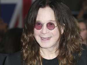 Ozzy Osbourne hospitalised