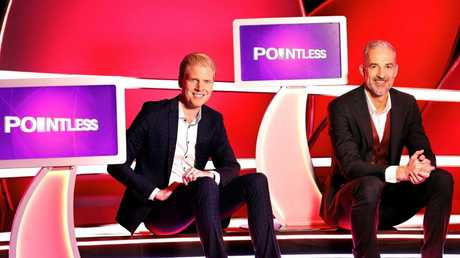 Pointless has been dropped by Network Ten.