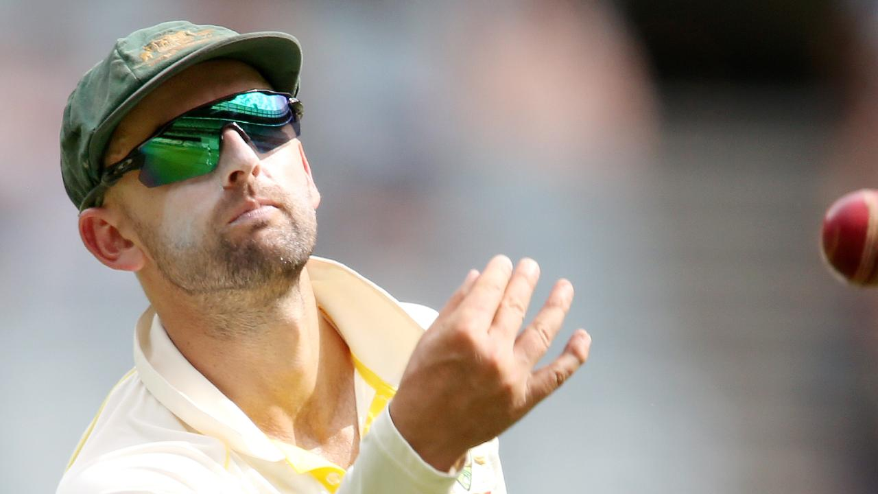 Nathan Lyon hasn't been able to replicate his Test success in the one-day arena. Picture: Michael Klein