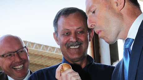 'It still had it's skin on, didn't it? And it's a whole raw onion, isn't it? It's still in my mouth, isn't it?'