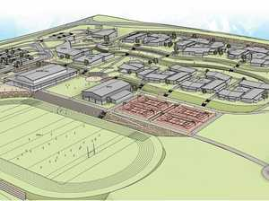 Plans unveiled for region's first catholic secondary school