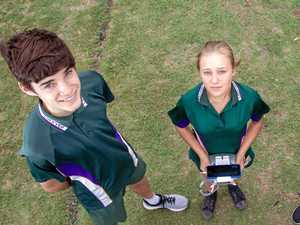 Sky is the limit for Lockyer drone students