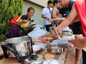 SERVING UP: Fun Filipino festivities take off in Warwick