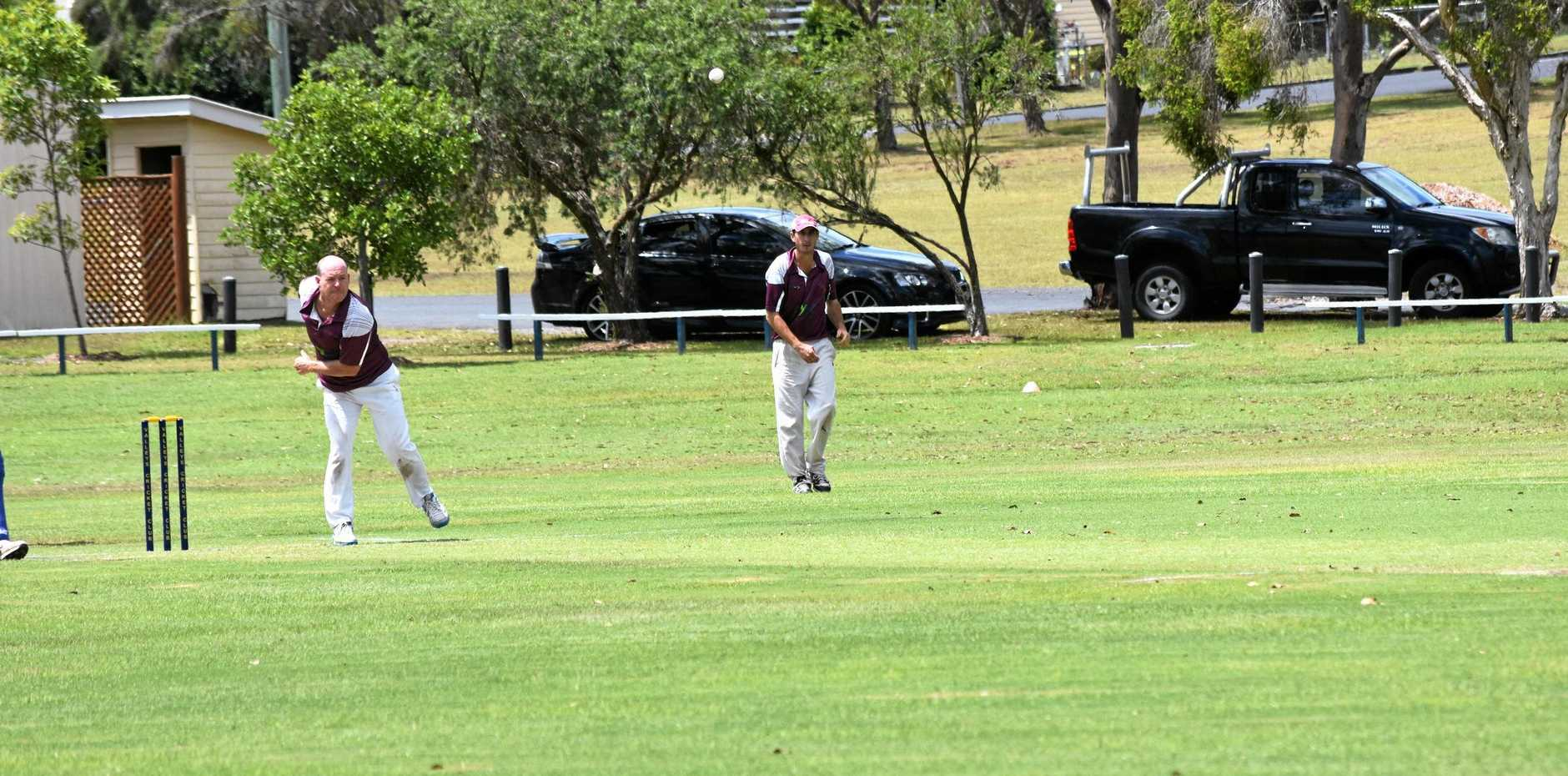HOWZAT: Colts spinner Andrew Mallet took four wickets.