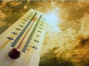 CQ to sizzle with hottest Sunday temps in the state