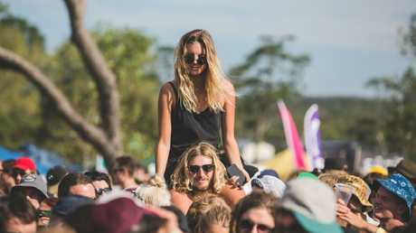 Mountain Sounds has been referred to by some as the 'best boutique summer festival'. Picture: Life Without Andy