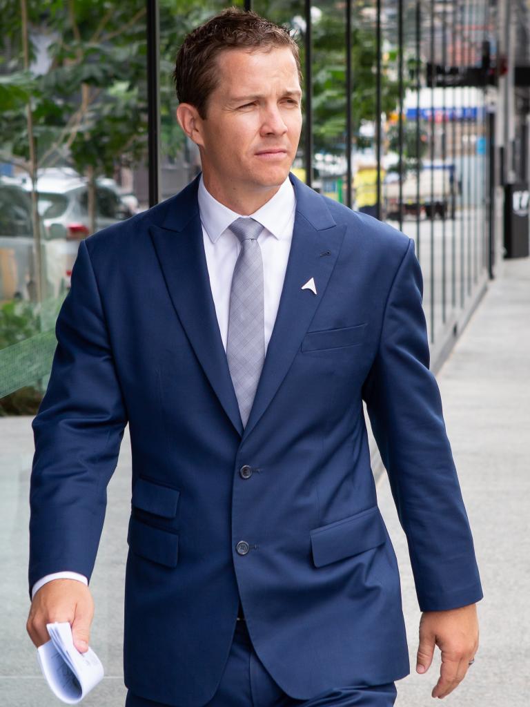 Detective Superintendent Dan Evans.