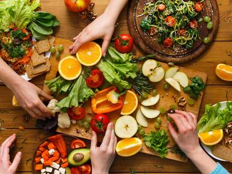A good diet is neither more expensive nor more time-consuming research reveals. Picture: istock