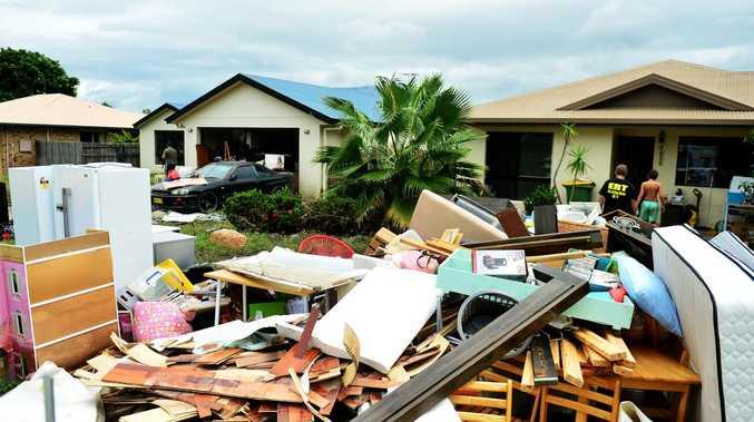 Strike Team Sector Alpha: help Kokoda St, Idalia with clean ups after the Townsville flood.