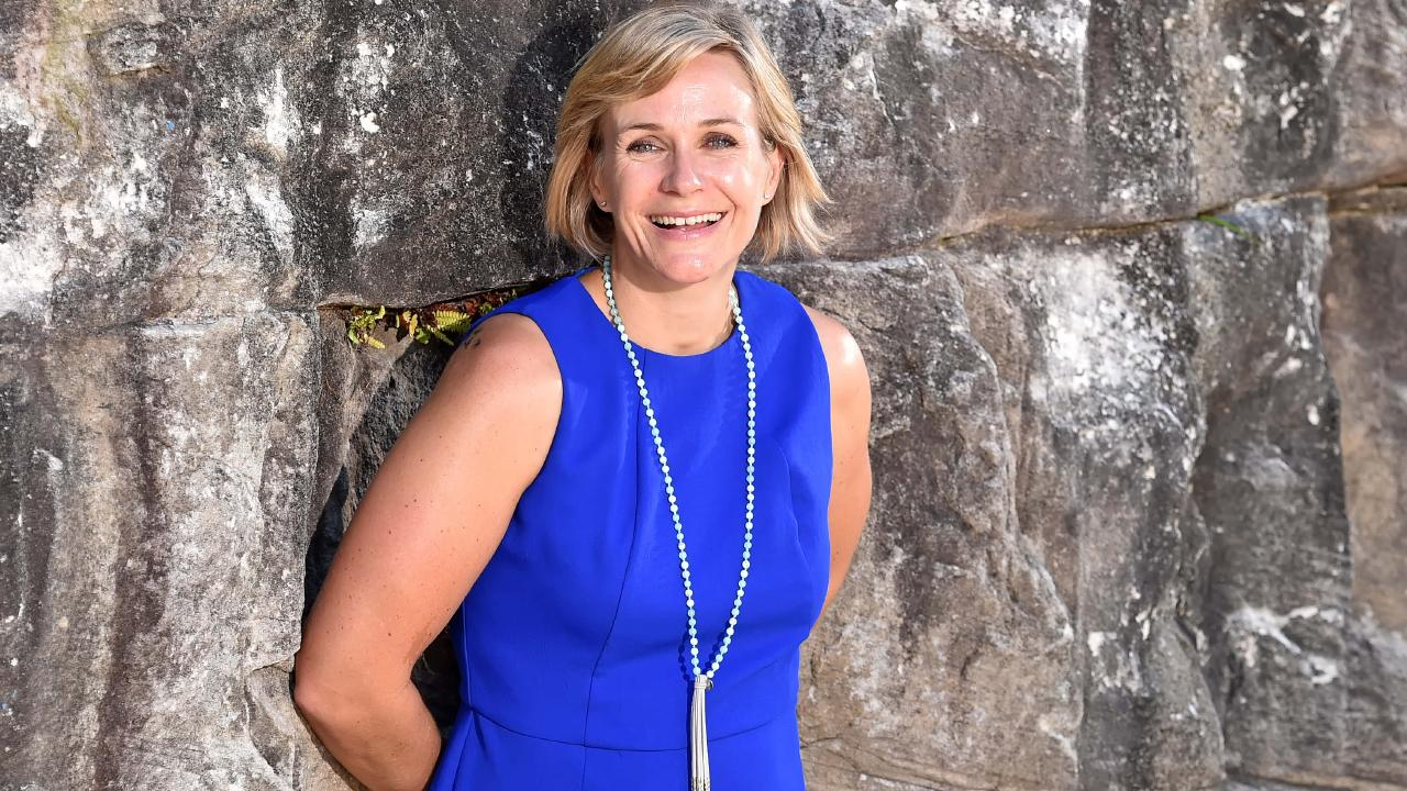 Zali Steggall is an independent candidate contesting the seat of Warringah against Tony Abbott. Picture: Troy Snook/AAP